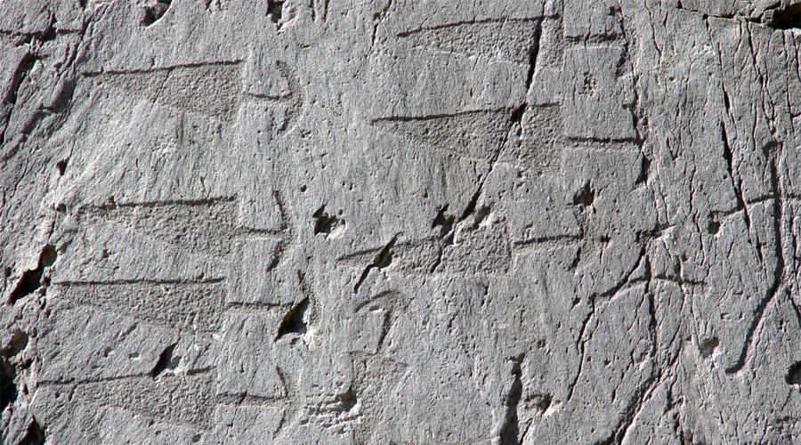 Петроглифы Валь-Камоники Историки датируют эти удивительные петроглифы 10 000 годом до нашей эры. Впервые их подробно описал географ Вальтер Лэнг в 1909 году. На некоторых из картин изображены странные гуманоиды, будто бы наряженные в защитные костюмы. Кроме того, исследователей смущает и обилие петроглифов — более 250 000 наскальных рисунков наводит на мысль, что стену могли бы использовать в качестве информационной панели для общения первобытных племен с космическими гостями.