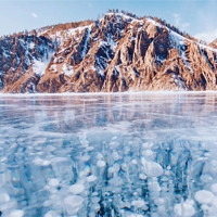 Замерзший Байкал: путешествие в сказку