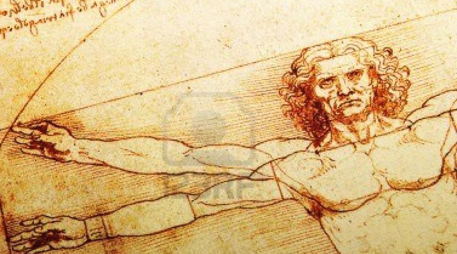 Современная техника Провидец: Леонардо да Винчи Ученый, художник, математик, музыкант — Леонардо да Винчи стал истинным воплощением идеального человека эпохи Ренессанса. Был ли он провидцем? Судите сами. За 400 лет до появления первого танка Леонардо сделал наброски бронированного военного средства, нарисовал схему парашюта за 3 века до первого прыжка и, как многие полагают, зашифровал путешествие человека к звездам на знаменитой фреске «Тайная вечеря».