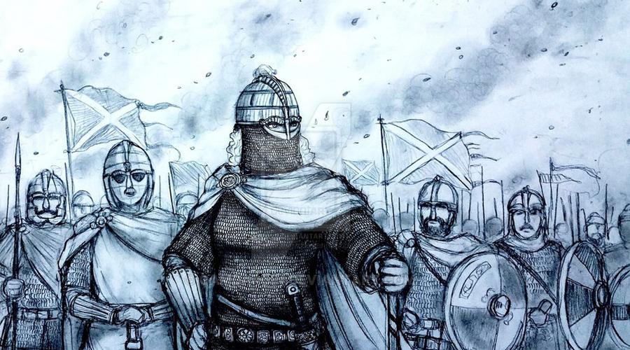 Этельфледа Мерсийская Этельфледа Мерсийская, королева Мерсии, унаследовала воинскую доблесть от своего отца Альфреда Великого Уэссекса, легендарного убийцы викингов. Девушку по династическим соображениям выдали замуж за одного из соратников, Этельреда. Тот снискал большую воинскую славу, однако через несколько лет слег с болезнью и защита Мерсии легла на слабые женские плечи. Этельфледа оказалась прекрасным правителем и хорошим тактиком: за 8 лет правления она возвела цепь крепостей по всему королевству, а в 916 году лично возглавила успешную военную экспедицию на Уэльс.