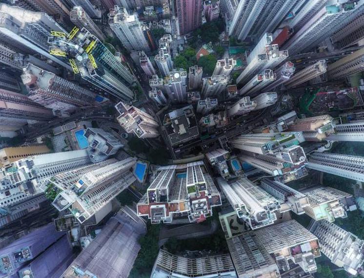 Полет над Гонконгом