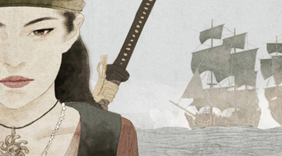 Чжэн Ши Девочка из бедной кантонской семьи могла рассчитывать только на одну профессию. Всю молодость Чжэн провела в публичном доме, откуда ее нагло выкрал пиратский вожак. После его гибели Чжэн Ши каким-то образом сумела принять командование и в скором времени сколотила гигантскую армаду из 300 судов. В лучшие дни под началом этой кровожадной воительницы ходило до сорока тысяч моряков. Корабли Чжэн терроризировали побережье практически безнаказанно. Китайским властям пришлось предложить пиратке полную амнистию, и в 36 лет девушка сошла на берег, сохранив в качестве личного приданого огромную сумму денег.