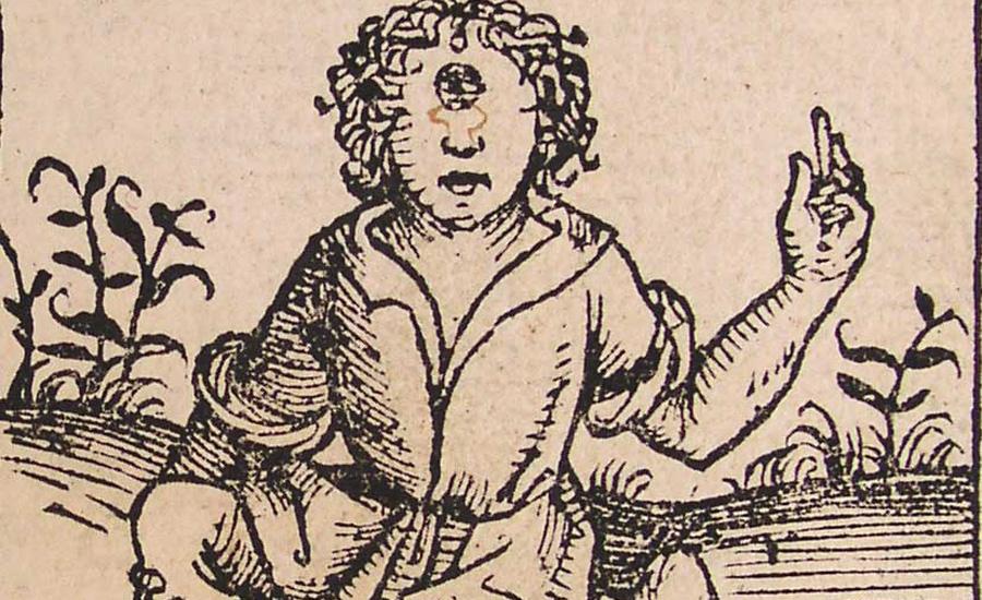 Лихо одноглазое Неудача имела персонификацию у многих славянских народов. На Руси воплощением злой судьбы стал персонаж Лихо одноглазое: он появлялся («преследовал») рядом с человеком, которого затем начинали одолевать неудачи. В летописях Лихо изображалось в виде одноглазой великанши-людоедки.