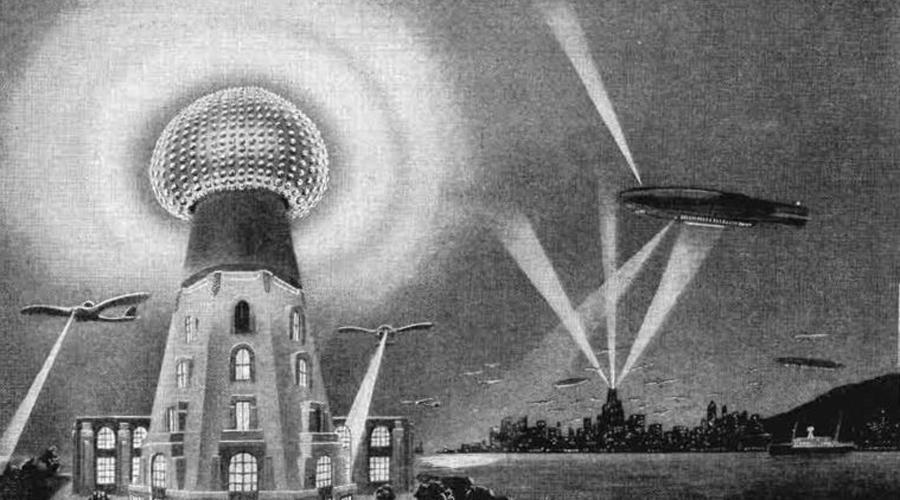 Wi-Fi Провидец: Никола Тесла Сербско-американский изобретатель и инженер Никола Тесла известен в научном сообществе под шутливым прозвищем «человек, который придумал XX век». В 1909 во время интервью с New York Times, Тесла обсуждал свое видение будущего технологии. В числе прочих было сказано о неких радиограммах, которые любой человек сможет принимать на персональное устройство. Чуть позже, в 1926 году, Тесла предвидел изобретение видеосвязи, очень точно описав принцип работы системы. До появления первого мобильного телефона оставалось еще полвека.
