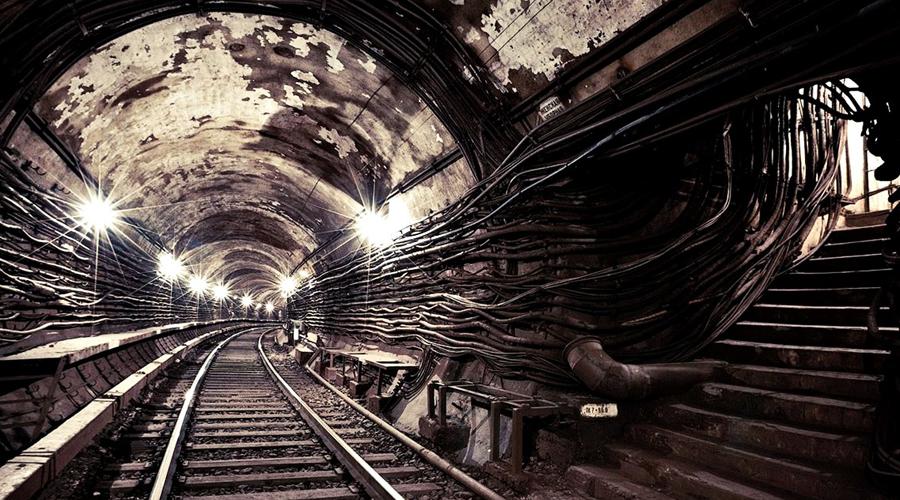 Метро-2: что скрывают тоннели под Москвой (7 фото)