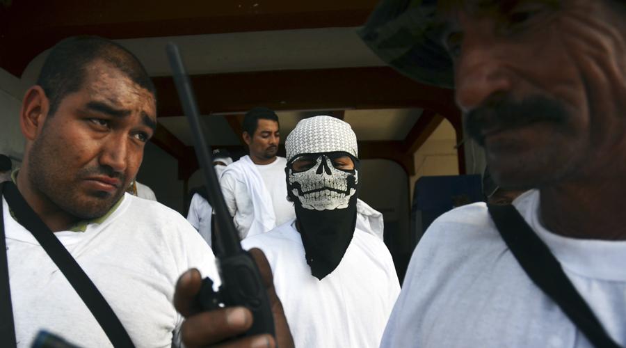 Картель Тамплиеров Это один из самых новых картелей Мексики. Главари утверждают, что название выбрано не случайно и группировка следует завещанным настоящими тамплиерами моральным принципам. Но в реальности новичку предлагают убить ребенка и съесть его сердце для вступление в банду.