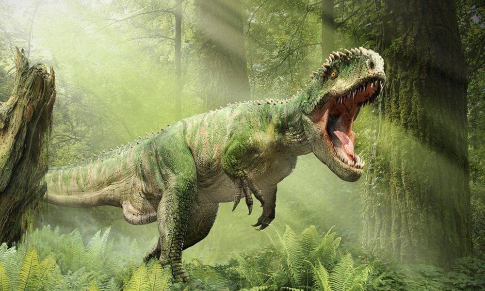 Гигантозавр Некоторые ученые считают, что гигантозавр мог бы стать наиболее серьезной угрозой для зарождавшегося человечества. На основании многочисленных раскопок, археологи сделали вывод о теплокровности огромного (15 метров в длину) хищника. Такому охотнику не страшен мороз — если бы не метеорит, то нашим далеким предкам пришлось бы сражаться с этими тварями дубинами и камнями.