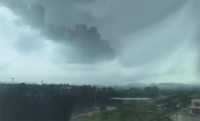 Тайна летающего города: что в итоге увидели в небе Китая?
