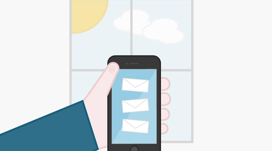 Электронная почта 7:00 Большинство людей кладет телефон рядом с собой на кровать. Просыпаясь, они просто берут его в руки и начинают бездумно пролистывать новостную ленту и проверять электронку. Эта практика нагружает еще не готовый к работе мозг и подрывает продуктивность на целый день.