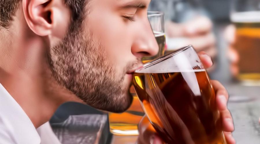 пиво пьют фото