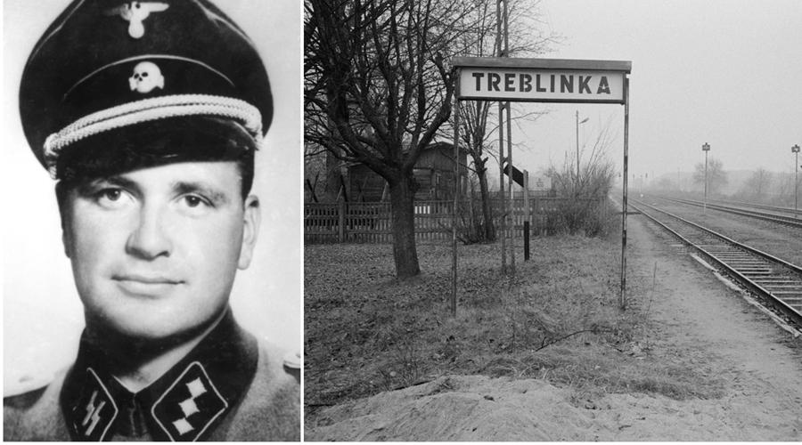 Франц Штангль В 32 года примерный полицай Франц Штангль перешел на работу в новом проекте Третьего рейха. Так называемая «Программа умерщвления Т-4» имела целью уничтожение всех неполноценных членов общества. Штангль подошел к делу с классически немецкой тщательностью, за что был отмечен лично фюрером и получил повышение сначала в концлагерь Собибор, а затем и в печально известную Треблинку. После войны Белая Смерть (это прозвище Франц получил за цвет формы) сбежал в Бразилию, где даже не стал менять фамилии. В стране диких обезьян этот зловещий убийца устроился на завод «Фольксваген» и только через десяток лет был экстрадирован в Германию на суд. Приговоренного к пожизненному заключению полицая зарезал сокамерник-еврей. В Собиборе за три месяца руководства Штангль сумел умертвить сто тысяч евреев. В Треблинке через Конвейер Смерти прошло еще пятьдесят тысяч человек.