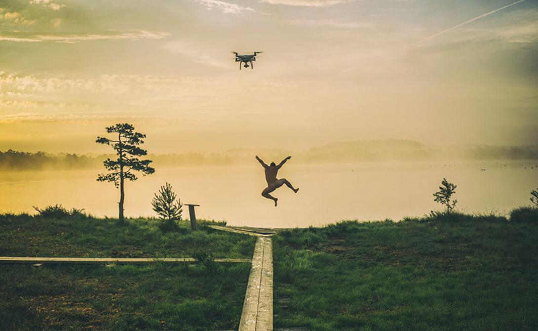 Счастливое Утро Первый приз в категории Drones In Use