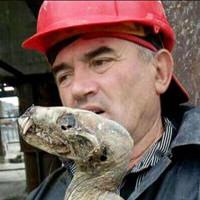 Загадочное создание откопали в сибирском алмазном руднике