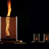 Как сделать огненный торнадо у себя дома