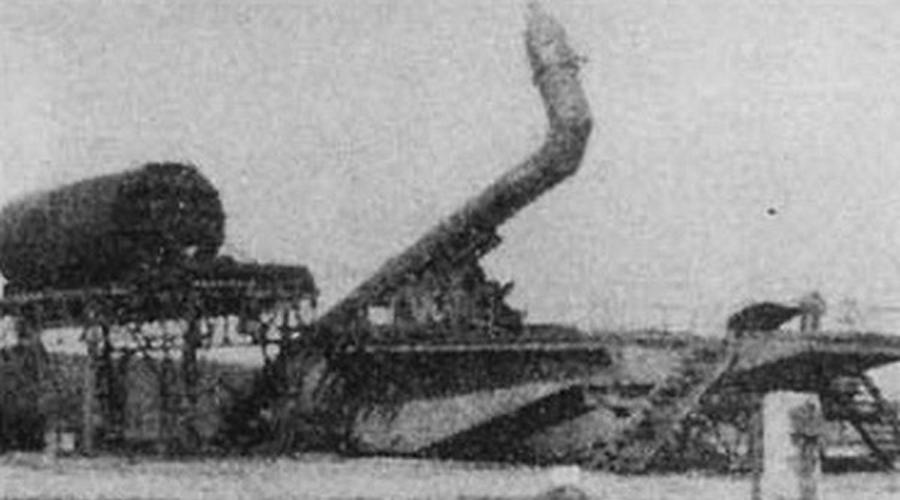 Вихревая установка Циппермейера Австрийский ученый Марио Циппермайер проектировал свою установку для создания искусственного торнадо. Первый же прототип производил смерчи высотой в триста метров — установку планировалось использовать для защиты моста через Рейн. Однако, в 1943 году Циппермайер угодил в плен, а документация по вихревой пушке досталась американцам.