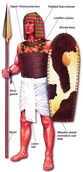Каста воинов Еще античные авторы разделяли воинскую касту Египта на каласириев из восточной дельты Нила и гермотибиев, живших у западной дельты. Численность их была огромна: каласириев насчитывалось до 250 000, гермотибиев — 140 000. Фараон не дозволял этим кастам заниматься другим ремеслом: сын должен был получить воинские навыки от отца.