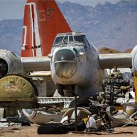 Дэвис-Монтен: гигантское кладбище самолетов размером с город