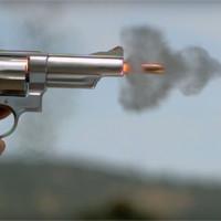 Магнум'44 против силиконового геля: потрясающая замедленная съемка