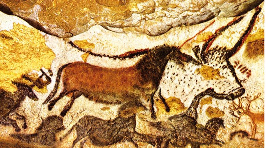 Пещера Ласко На юго-западе Франции расположен целый комплекс пещер, где археологи обнаружили самые древние в мире наскальные рисунки. Туристы так наплевательски относились к сохранности рисунков, что вход в пещеру Ласко пришлось просто закрыть.