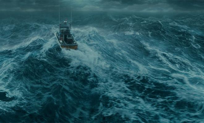 Самый большой шторм в мире