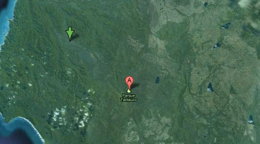 Национальный парк Тантауко Национальный парк Тантауко в Чили можно увидеть на онлайн-карте только как маркер. Почему? Здесь, в частном природном заповеднике ученые уже не один раз находили неизвестных доселе животных. Считается, что место это остается домом для многих исчезающих видов, но откуда они там вообще взялись? И зачем скрывать карту?
