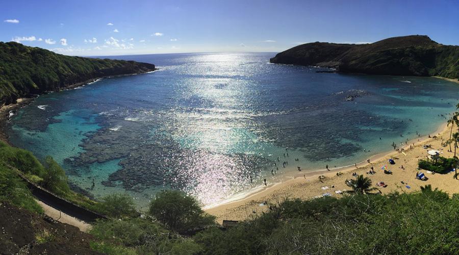 Остров Ниихау Семья Робинсон стала официальными хозяевами острова в 1864 году, а уже в 1915 его закрыли для посетителей, чтобы сохранить местную природу. Сегодня попасть на Ниихау могут лишь родственники владельцев острова, местные жители и ограниченный список представителей ВМФ США.