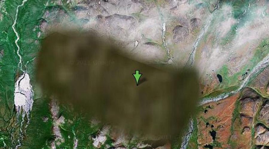 Секретный город В России все еще существует масса городов закрытого типа. Некоторые из них настолько секретны, что даже исчезают с карт! Ближайший населенный пункт — Эгвекинот, отделенный от Аляски Беринговым проливом.