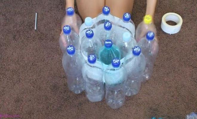 Как из пластиковой тары сделать крутые вещи