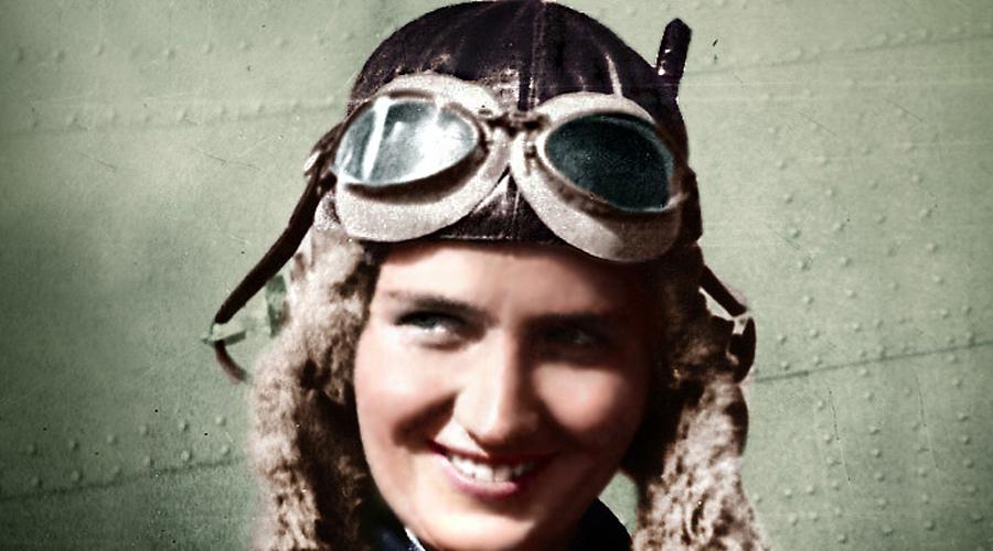 Ночные ведьмы: легендарные летчицы Второй мировой