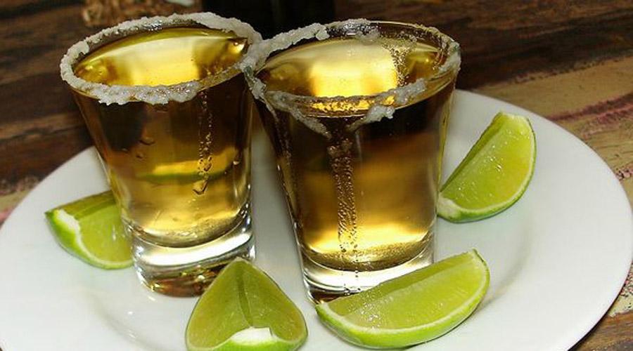 Текила На серьезное всенощное застолье лучше будет взять текилу. Агава, из которой предприимчивые мексиканцы гонят этот национальный самогон, содержит полисахариды фруктаны — они помогают регулировать кислотность желудка. Если пить текилу по правилам с солью (а не по-русски, из горлышка), то с утра похмелье будет легче — соль задержит воду в организме.