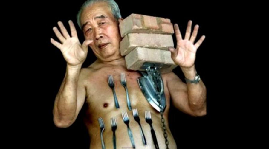 Тхо У Лин Человек-магнит А этот парень из Малайзии прославился тем, что может примагничивать к себе различные металлические предметы. Ученые, правда, не могут понять, в чем кроется секрет Тхо, но его способности говорят за себя сами.