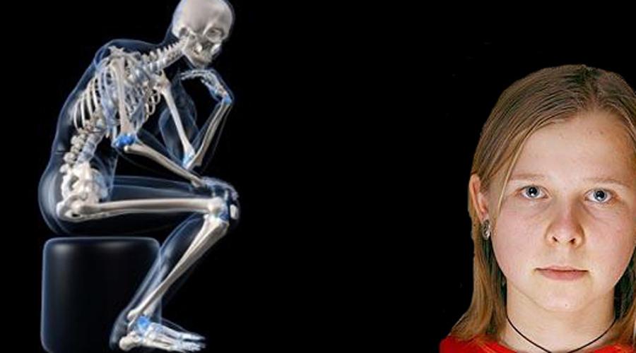 Наташа Демкина Рентгеновское зрение Русский уникум Наташа Демкина способна видеть людей насквозь, причем буквально. Подобно рентгеновскому аппарату девушка может диагностировать внутренние проблемы человека.