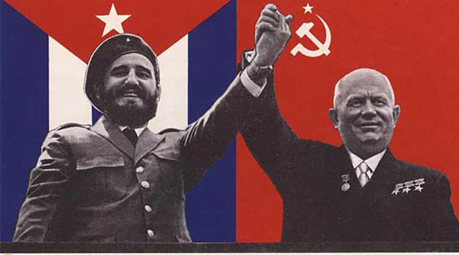 Карибский кризис В 1962 году прошли несколько раундов тайных переговоров между Никитой Хрущевым, Раулем Кастро и Энресто Че Геварой. Результаты всем хорошо известны: Куба согласилась разместить на своей территории ядерное оружие — но что мог обещать руководитель СССР в обмен на такой риск?