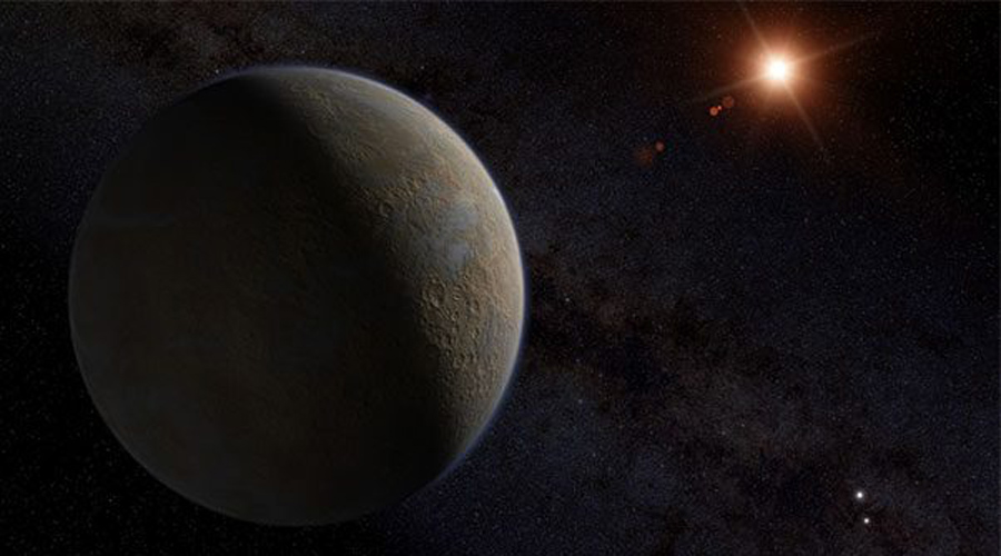 Proxima B Proxima B — это экзопланета, вращающаяся вокруг нашей звезды. Что в этом особенного? Да ничего, кроме того, что она единственная находится в идеальной точке для возникновения жизни. Представьте, что возможные инопланетяне живут всего в пяти световых годах от нас!