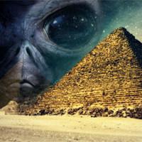 В египетской пирамиде нашли инопланетянина