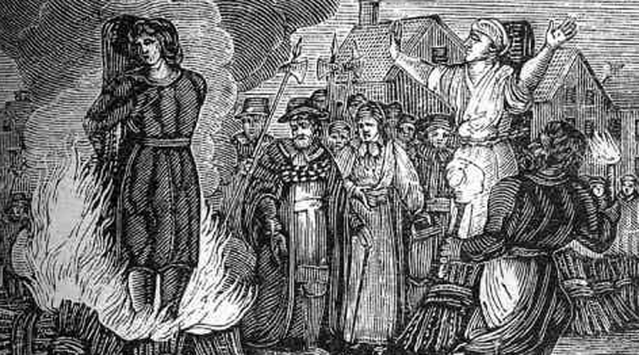 superstition and witchcraft in salem massachusetts in the crucible