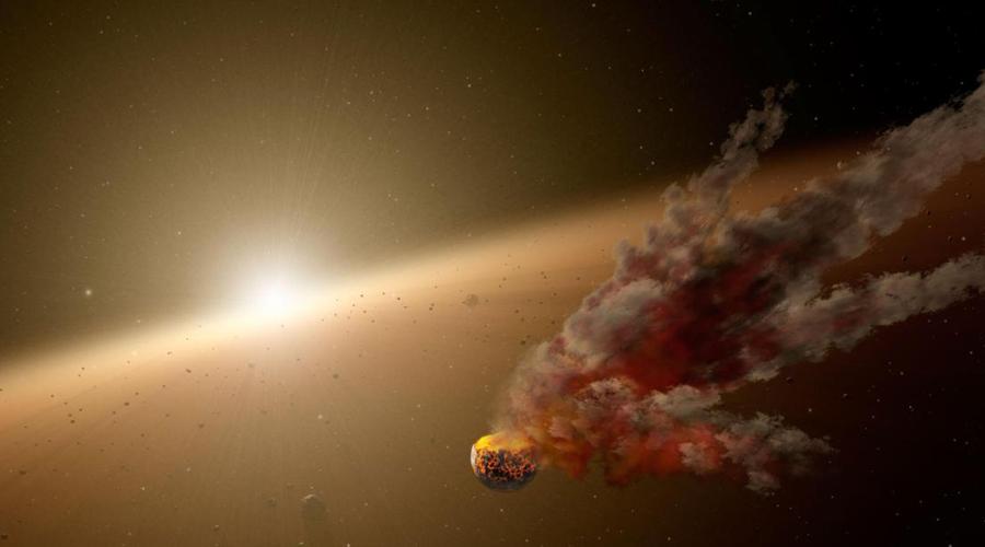 Возможно, мы имеем дело с чрезвычайно развитой цивилизацией, соорудившей большую сеть накопителей, чтобы аккумулировать огромные запасы энергии, получаемой от звезды. Возможно, кривая блеска своей нерегулярностью говорит о том, что вокруг звезды вращаются искусственно созданные объекты — Эндрю Симион, декан кафедры астрономии Калифорнийского университета