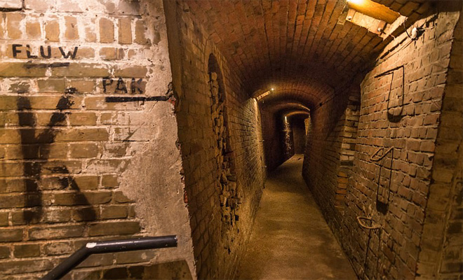 Археологи обнаружили затерянный подземный город нацистов