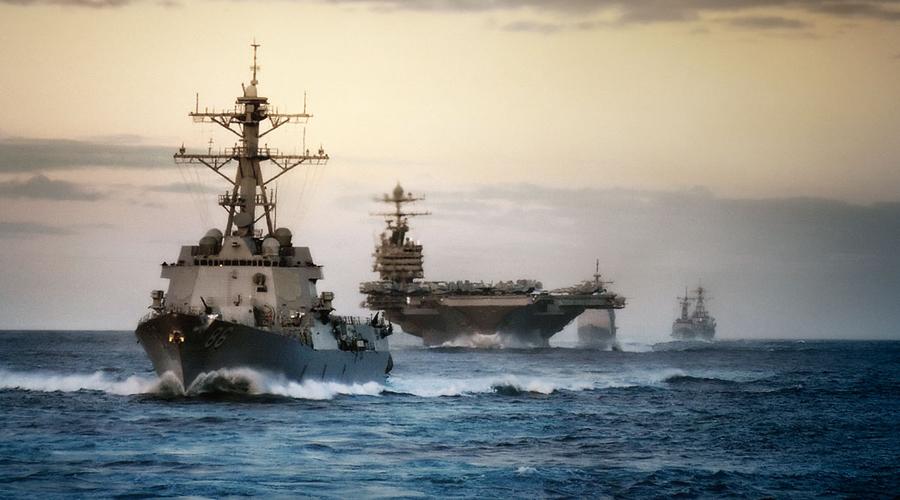 Вероятный победитель США ВМС США по-прежнему обладает сильнейшим во всем мире флотом. Однако полномасштабное вторжение на территории России или Китая скорее всего потерпит неудачу — достаточно отрезать флот от кораблей снабжения.