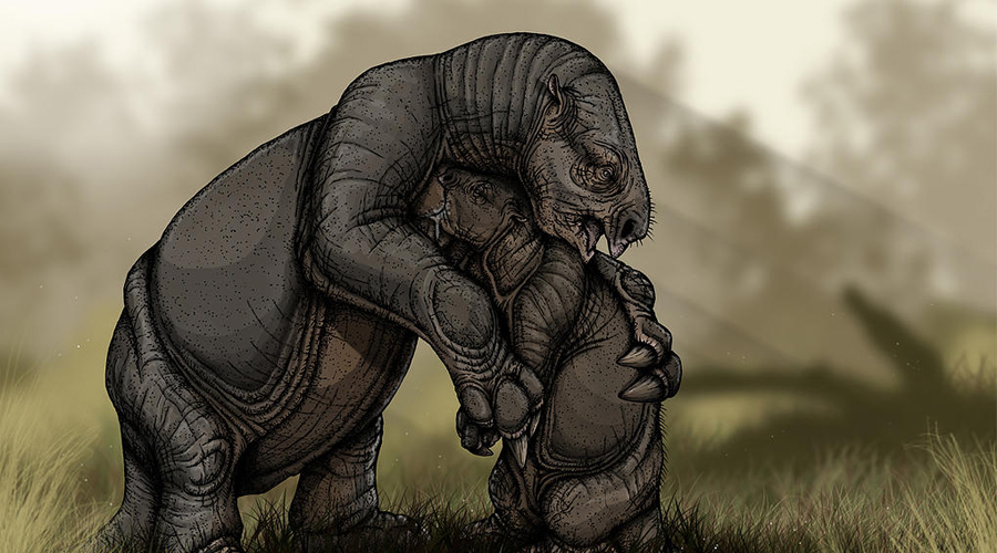 Гигантский ленивец Пожалуй, на современного ленивца эта огромная тварь и вовсе не похожа. Скорее уж, это далекий предок медведя! Гигантские ленивцы могут появиться в зоопарках всего мира уже до конца 2023 года — ученым осталось создать искусственную матку подходящих размеров.