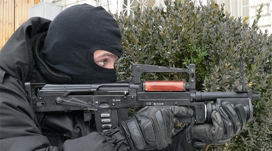 Стрелковое оружие российских спецподразделений Пистолет ПСС «Вул»Автоматно-гранатометный комплекс ОЦ-14 «Гроза»Винтовка снайперская специальная ВСС «Винторез»Винтовочный снайперский комплекс ВСК-94Винтовка снайперская ORSIS Т-5000Автомат специальныйАС «Вал»Автомат подводный специальный АПСАвтомат СР3 «Вихрь»Стреляющий нож разведчика НРС/НРС-2.