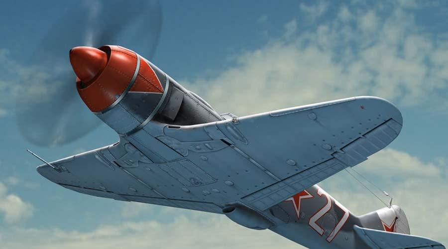 Ла-7 СССРИстребитель Разработка ОКБ-21 поступила на вооружение всего за год до окончания войны. Легкий, маневренный и прекрасно вооруженный самолет по праву стал одним из лучших истребителей Второй мировой войны.