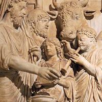 Странные и страшные законы Древнего Рима
