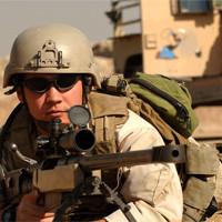 Невероятный выстрел: канадский снайпер установил смертельный рекорд