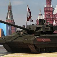Главные танки современной русской армии