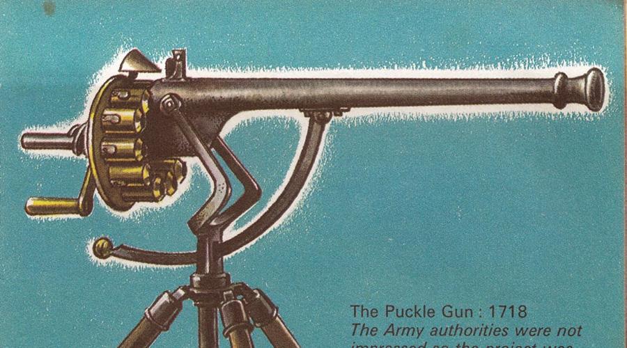 Картечь Пехотным подразделениям требовалось вооружение, способное обеспечить плотный огонь по противнику и одновременно служить надежным заслоном от кавалерийских атак. В какой-то мере решением стало изобретение картечи, но артиллерия все еще оставалась слишком неповоротливым, тяжелым монстром, от которого со сравнительной легкостью уходили юркие всадники. А еще картечь приводила к быстрому износу стволов: неопытный полководец рисковал остаться на поле боя и без пехоты, и без пушек.