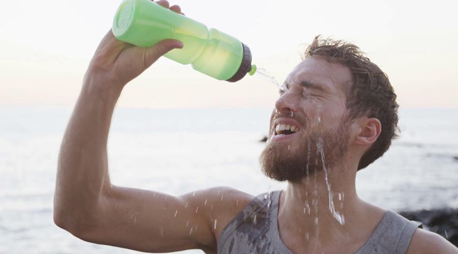 Как правильно утолять жажду