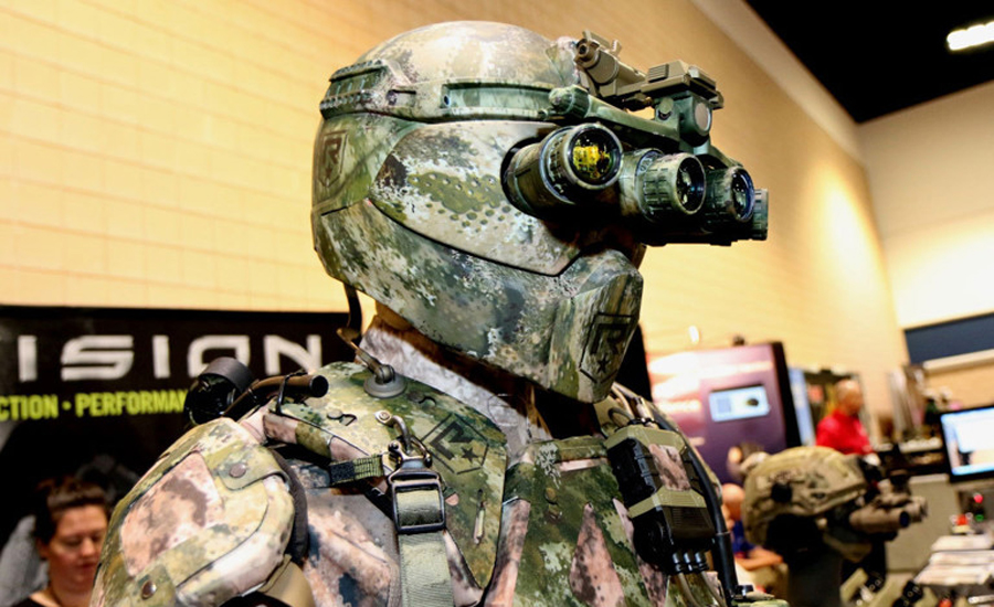 TALOS, прототип бронекостюма спецназа США