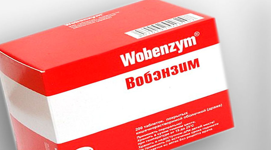 Вобэнзим БАД, хотя и маскируется под реальное лекарственное средство. Должен лечить: инфекции, гепатиты, ревматизм, эмболии, болезни почек. Не лечит ничего из вышеперечисленного. Не рекомендован к приему специалистами ВОЗ, ФК и FDA.