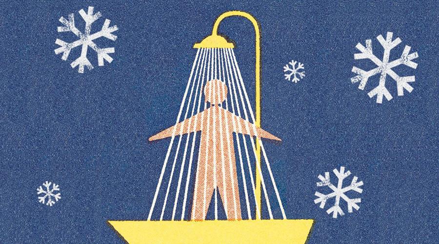 Мотивация Теплый душ расслабляет. Холодный — приводит в себя. После такого начала дня все прочее воспринимается мелочью: самое жесткое уже позади. И это, как ни странно, мотивирует на дальнейшие подвиги. Внезапно решаются дела, неделями откладывающиеся на следующий день.